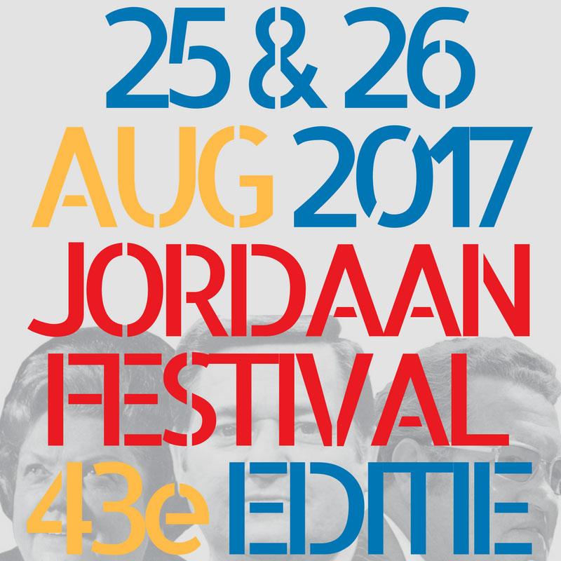 Jordaan Festival 2017