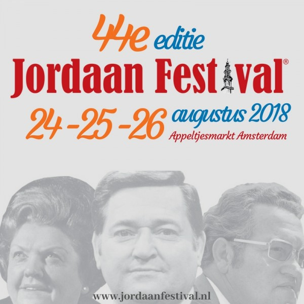 Jordaan Festival 2018