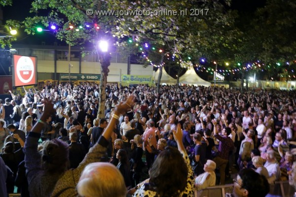Jordaan Festival sponsoren