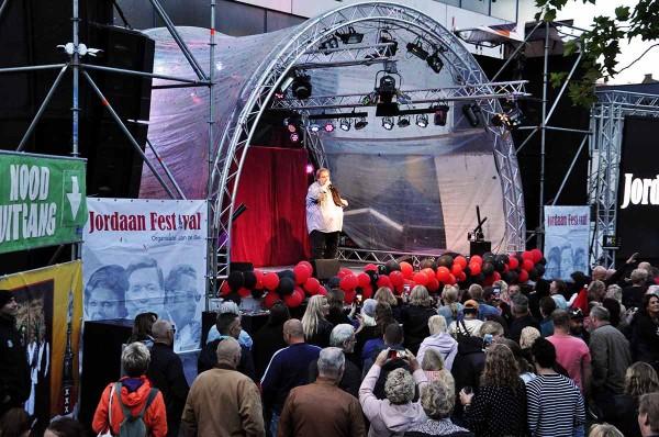 Jordaan Festival Zaterdag - Peter Beense
