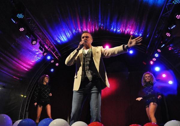 Mick Harren op Jordaan Festival © Stephanie Scholte - minturn.nl