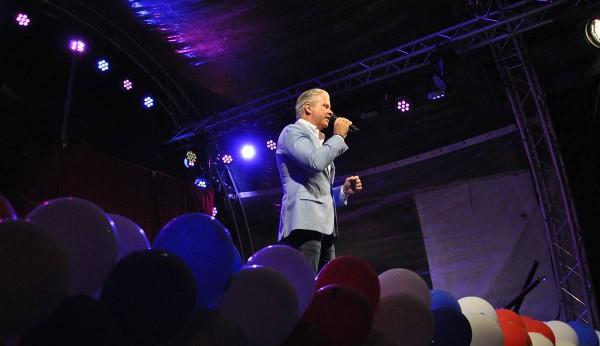 Dries Roelvink op Jordaan Festival © Stephanie Scholte - minturn.nl