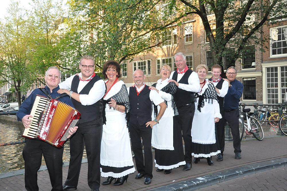 Jordaan Festival in De La Mar theater